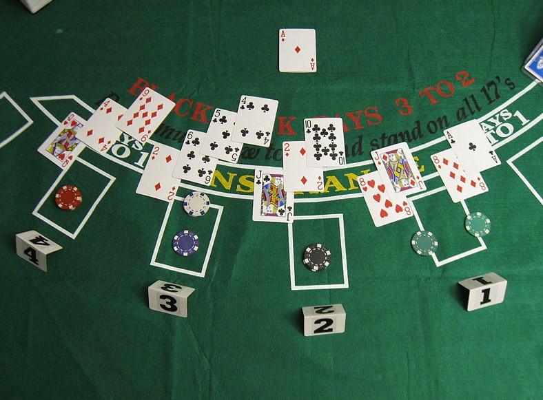 Blackjack Regeln Kurz